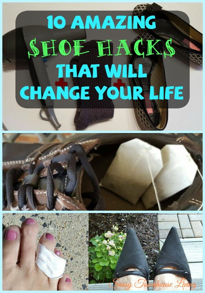 10 Amazing Shoe Hacks That Will Change Your Life-Sassy Townhouse Living