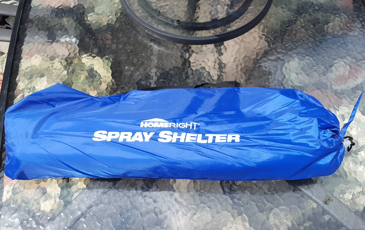 HomeRight Paint Sprayer Shelter