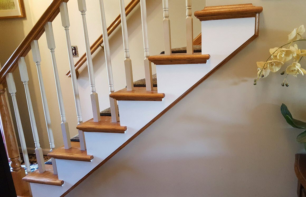 How To Transform Your Stairs From Boring To Alluring
