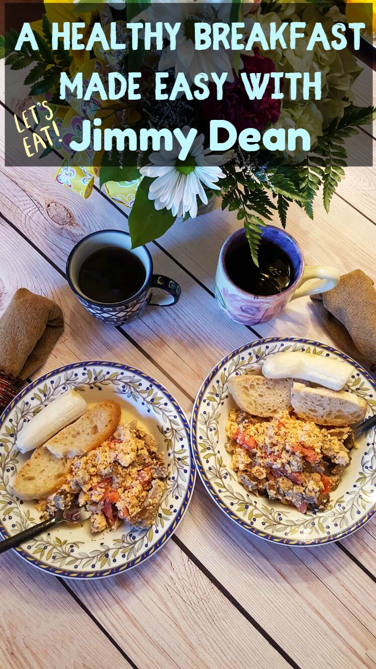 A Healthy Breakfast Made Easy With Jimmy Dean - Sassy Townhouse Living