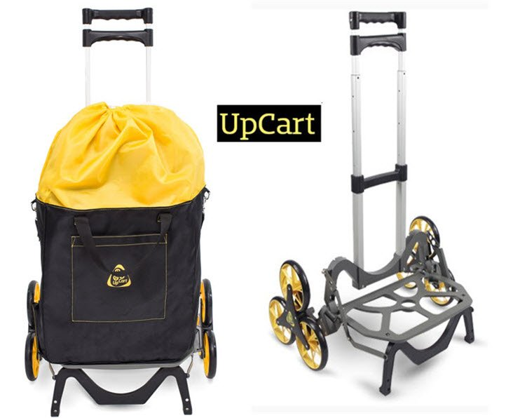 Gadget Of The Week: UpCart All-Terrain Stair-Climbing Folding Cart