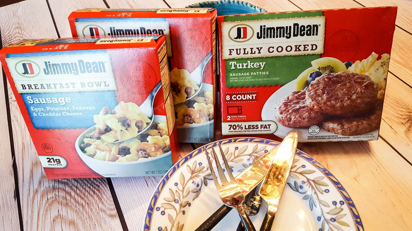 A Healthy Breakfast Made Easy With Jimmy Dean