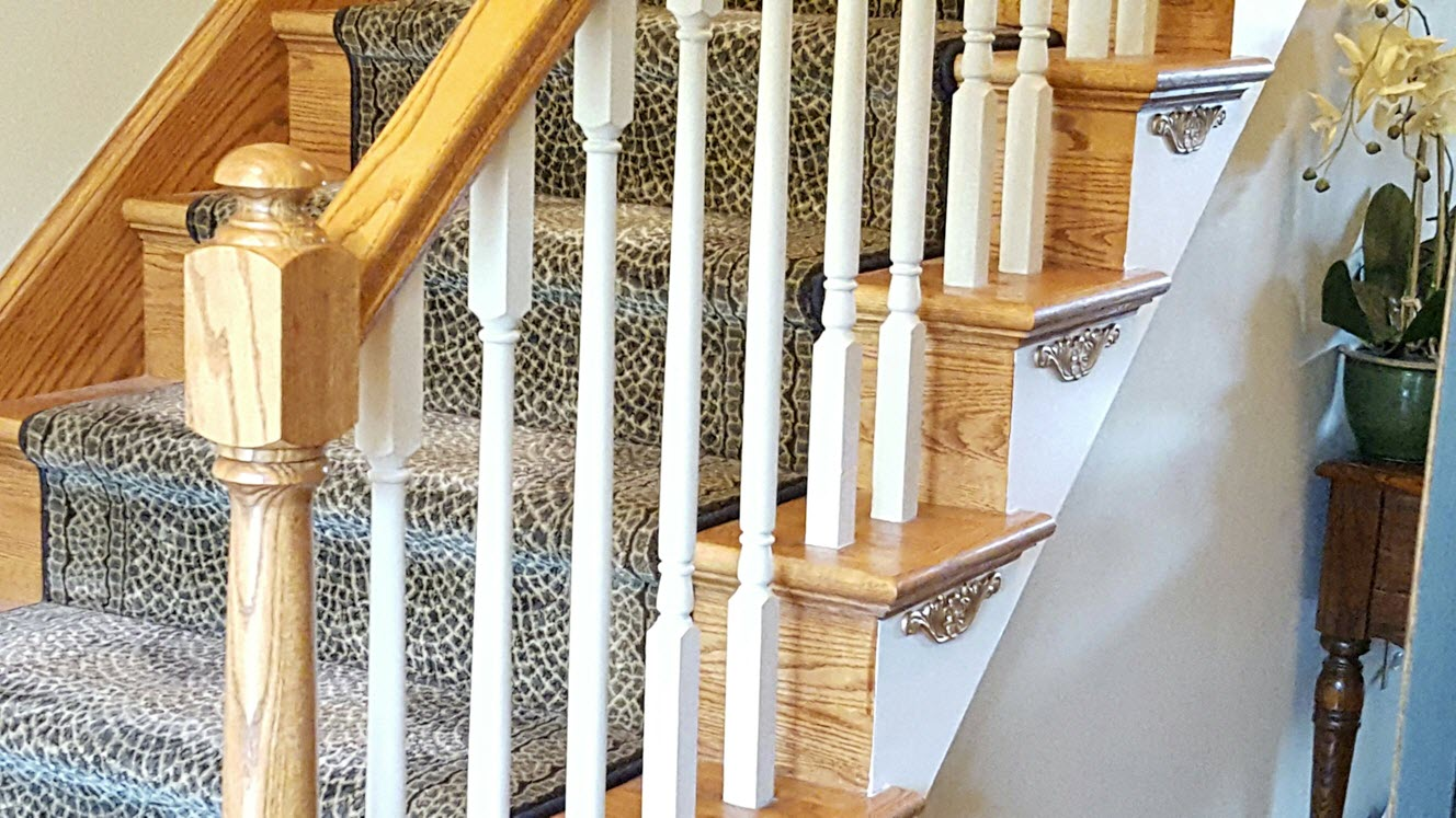 How To Transform Your Stairs From Boring To Alluring Sassy Townhouse Living