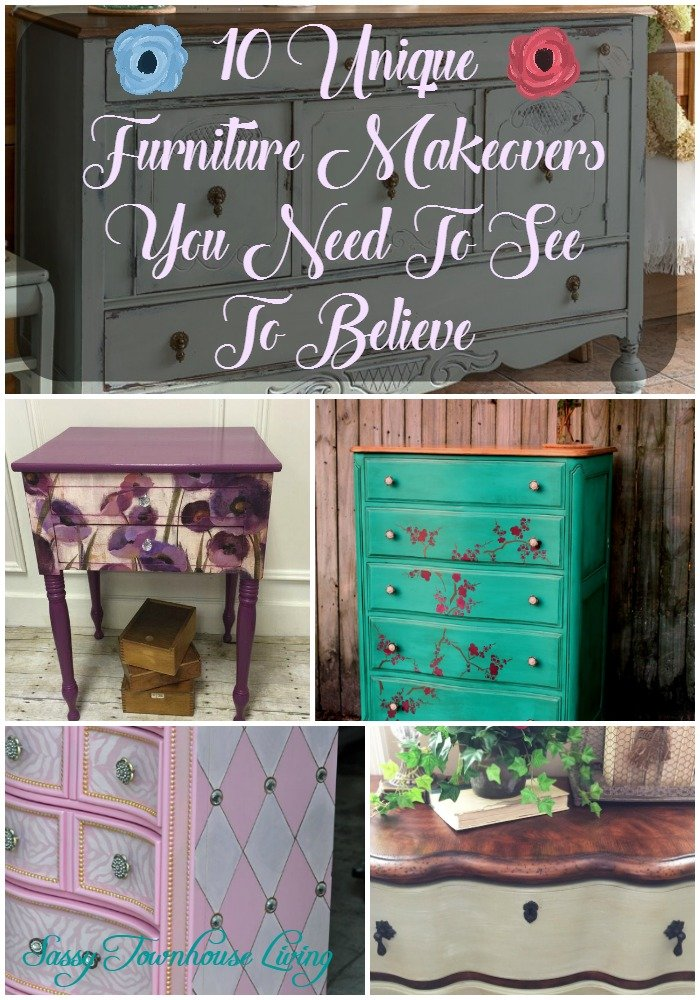 10 Unique Furniture Makeovers You Need To See To Believe