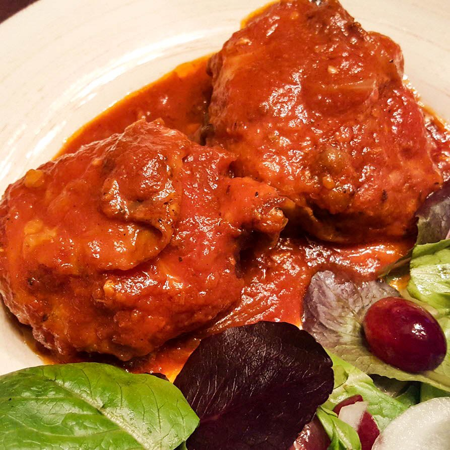 Simply Divine Chicken Cacciatore Crock-Pot Recipe