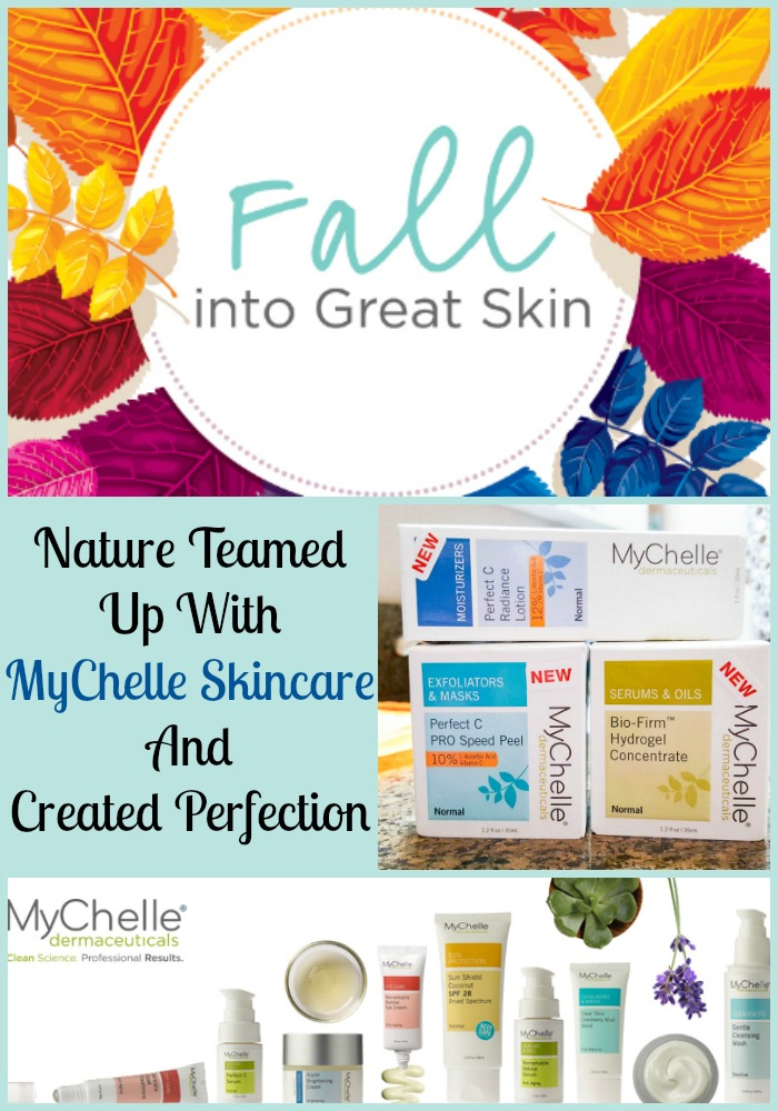 Nature Teamed Up With MyChelle Skincare And Created Perfection - Sassy Townhouse Living