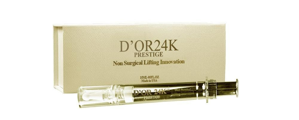 D'OR 24K Non-Surgical Lifting Syringe
