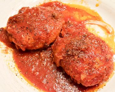 Simply Divine Chicken Cacciatore Crock-Pot Recipe