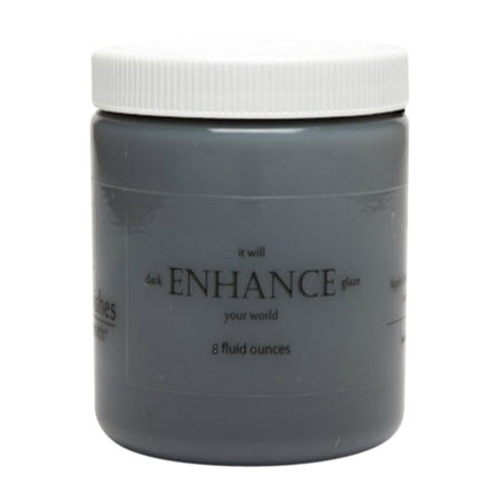 enhance dark glaze - timeless