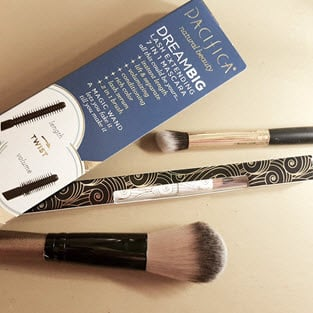Top Two For Tuesday - Pacifica All Natural Makeup