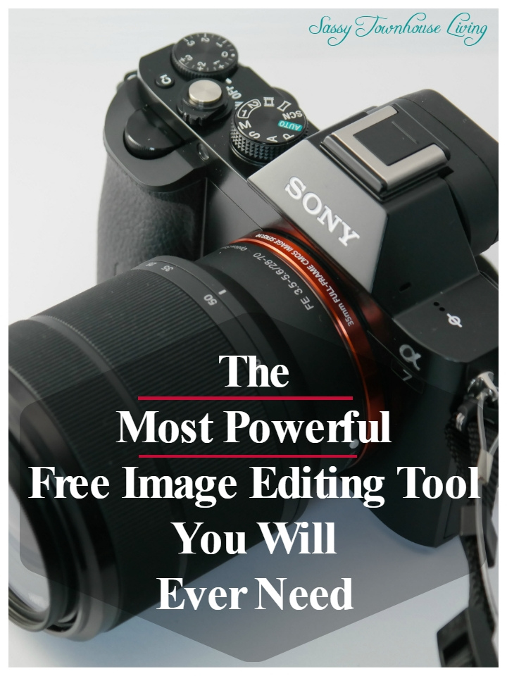 The Most Powerful Free Image Editing Tool You Will Ever Need - Sassy Townhouse Living