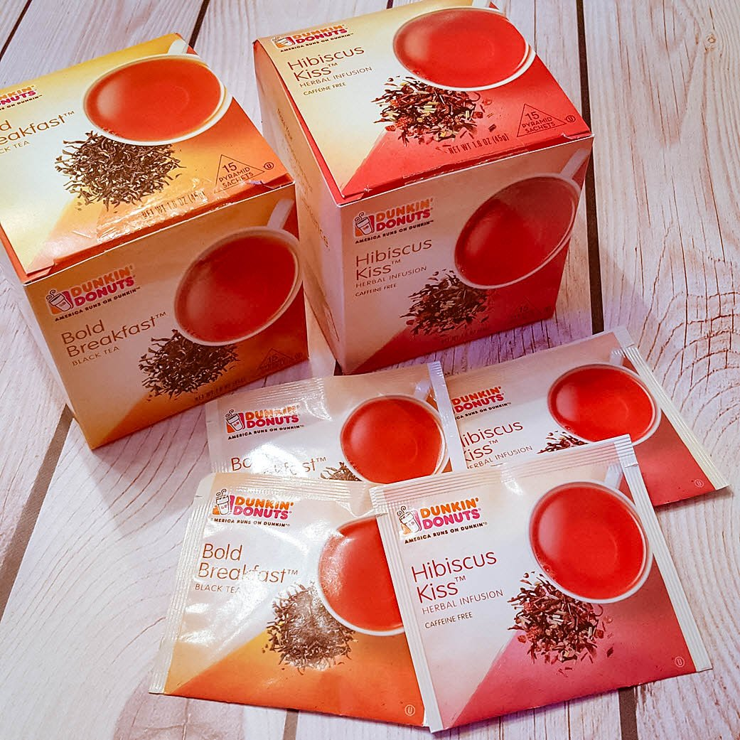 Dunkin' Donuts New Line Of Gourmet Teas Are Simply Tealicious