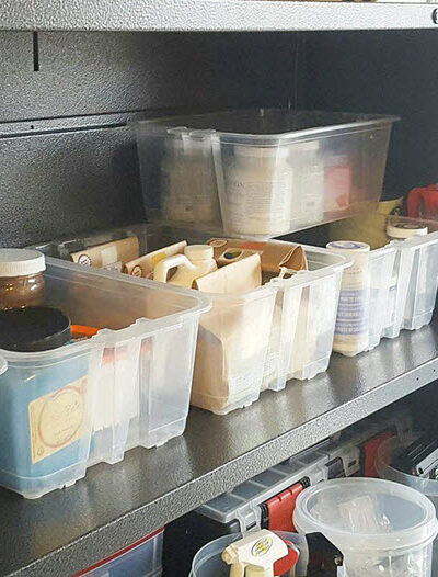 How To Organize Your Storage Pantry When It's A Nightmare Mess