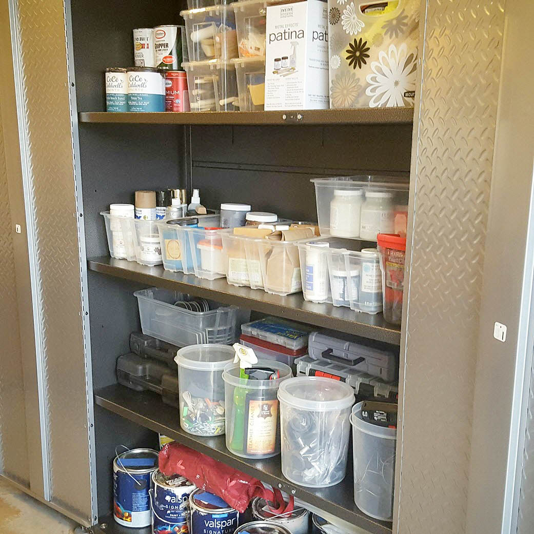 How To Organized Your Storage Pantry When It's A Nightmare Mess