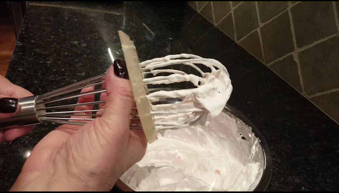Whisk Wiper Keeps Your Whisk Clean And No More Product Waste