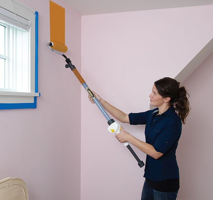 How To Paint Perfectly And Easily With This Innovative Tool
