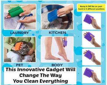 This Innovative Gadget Will Change The Way You Clean Everything