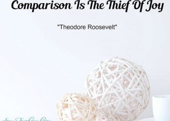 10 Ways To Stop Comparing Yourself To Others - Sassy Townhouse Living
