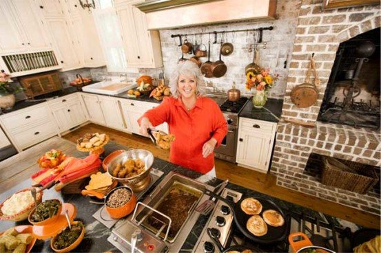 Celebrity Chef Paula Deen's House In Savannah For Sale