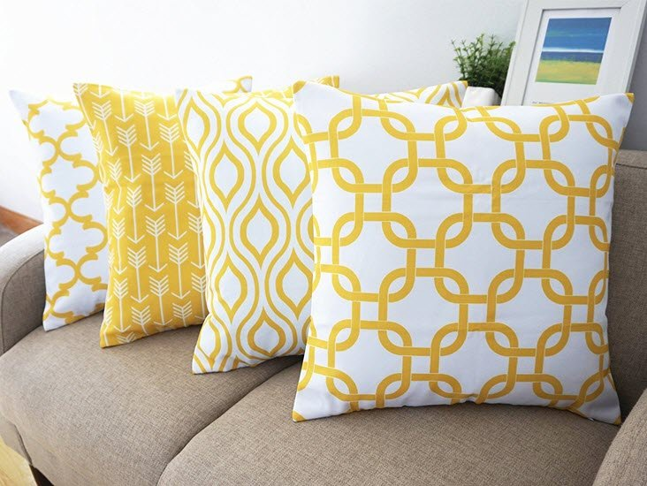 Throw Pillow Obsession? These Are Gorgeous And Priced Right