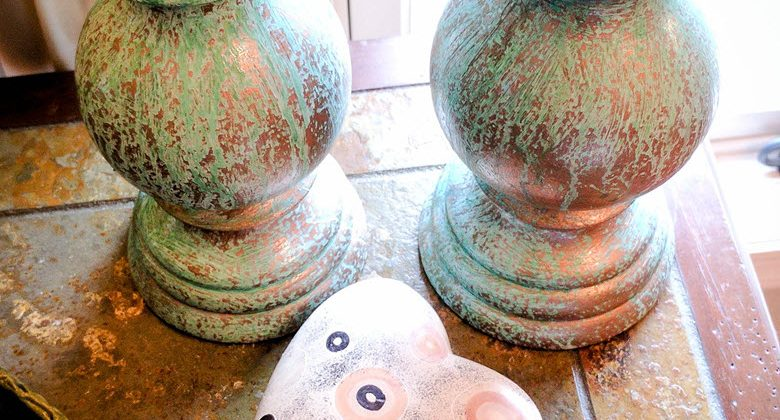 How To Paint Your Home Decor Perfectly Pretty With Patina