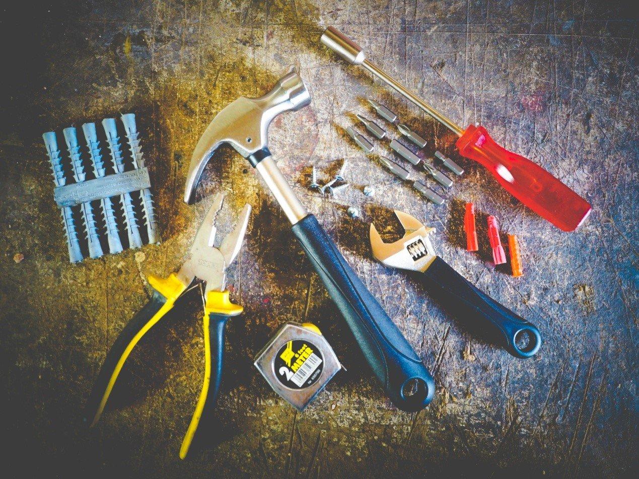 Inexpensive tools