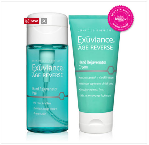 Anti-Aging Skincare Made Exclusively For Your Hands