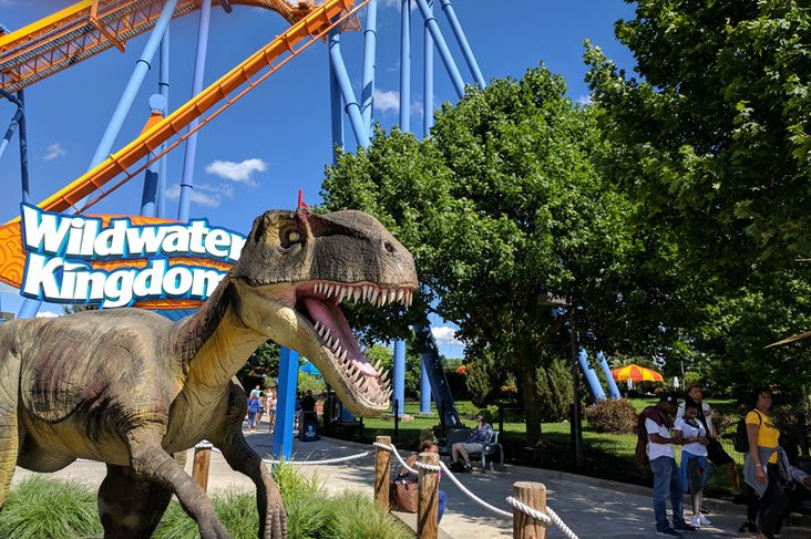 Dorney Park & Wildwater Kingdom Summer Fun!