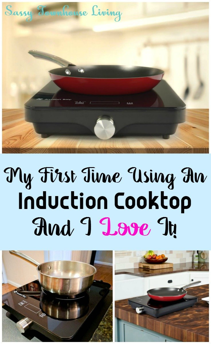 My First Time Using An Induction Cooktop And I Love It! Sassy Townhouse Living