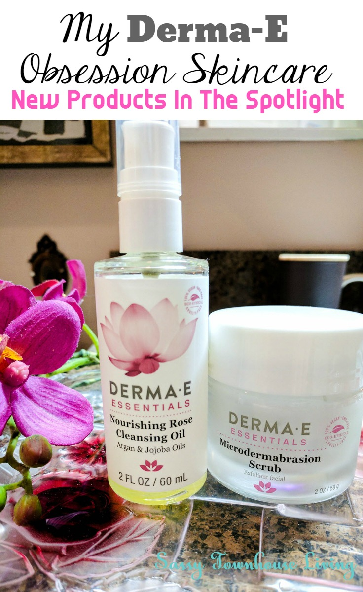 My Derma-E Obsession - New Products In The Spotlight - Sassy Townhouse Living