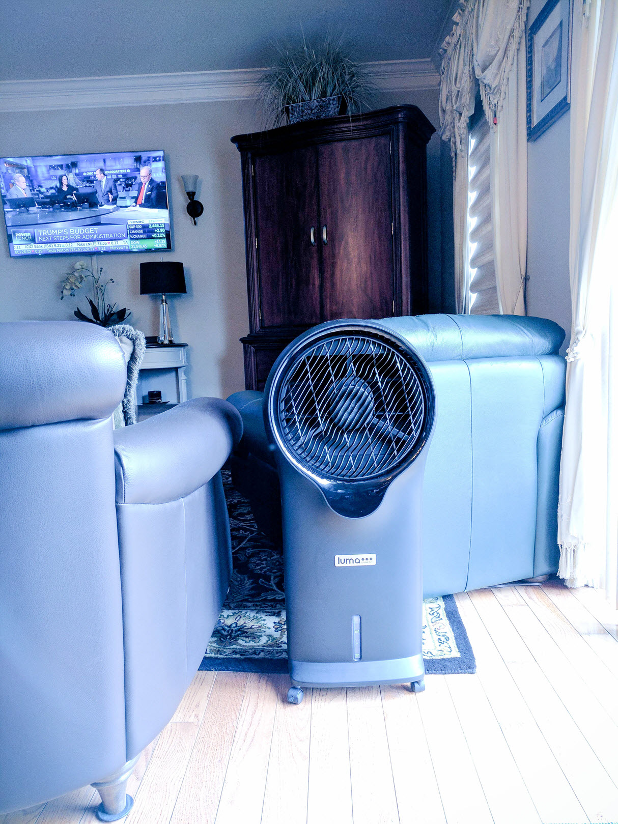Luma Evaporative Cooler