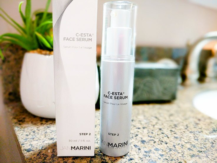 Rejuvenate And Tighten Your Skin with Jan Marini C-ESTA Serum