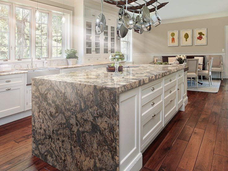 Say Buh-Bye Granite And Hello To Quartz Countertops