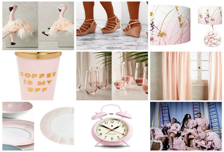 How to beautify your life with millennial pink everything for Millenial pink gifts