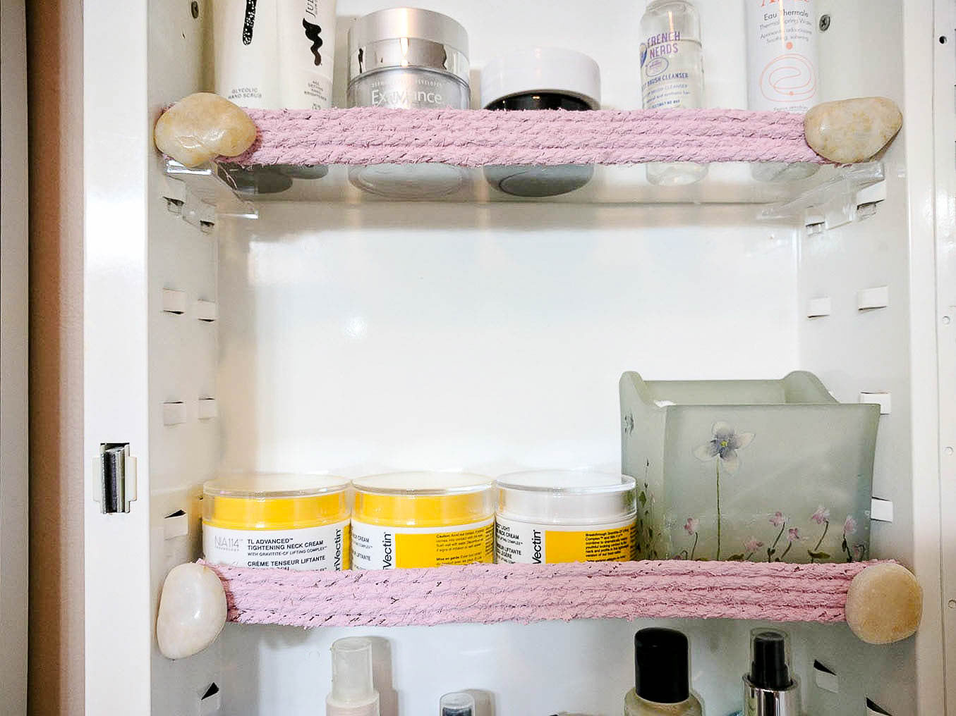 How To Stop Your Medicine Cabinet Items From Falling Out