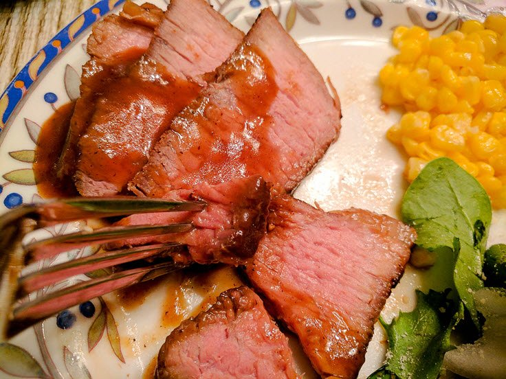 How To Make A Delicious Sous Vide Marinated London Broil