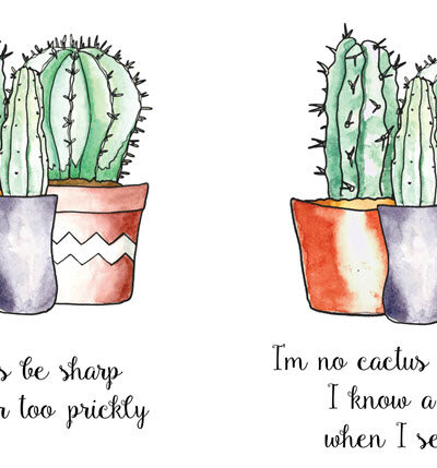 Cactus Printables