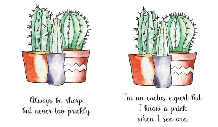 image about Cactus Printable known as Further Printables! Obtain Your Free of charge Exciting Cactus Printables Presently!