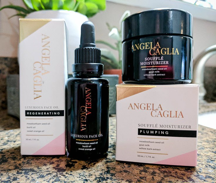 Angela Caglia – Luxury Spa Skincare At Home