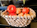 How To Easily Weave A Beautiful Jute Metal Basket