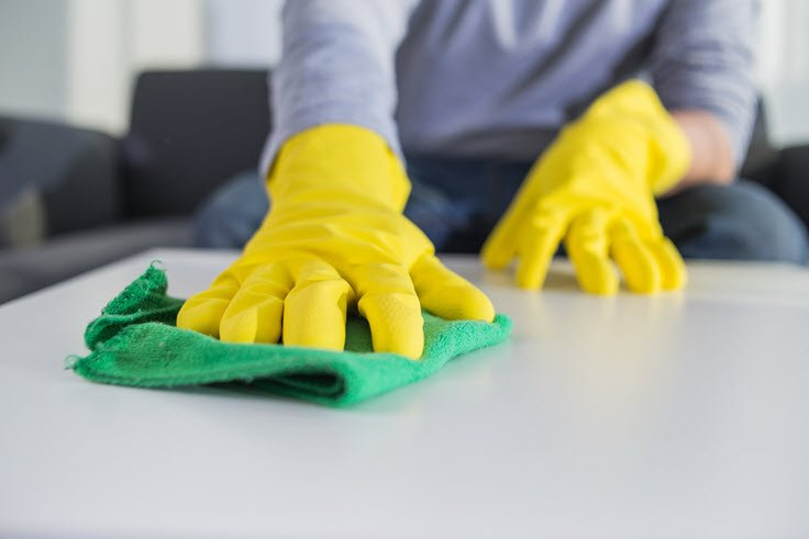 5 Easy Things You Can Do To Always Keep Your House Clean