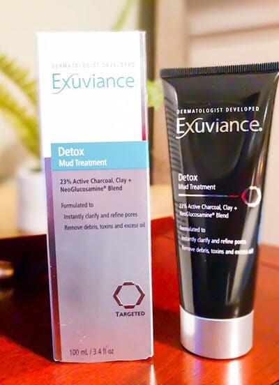 Exuviance Detox Mud Treatment
