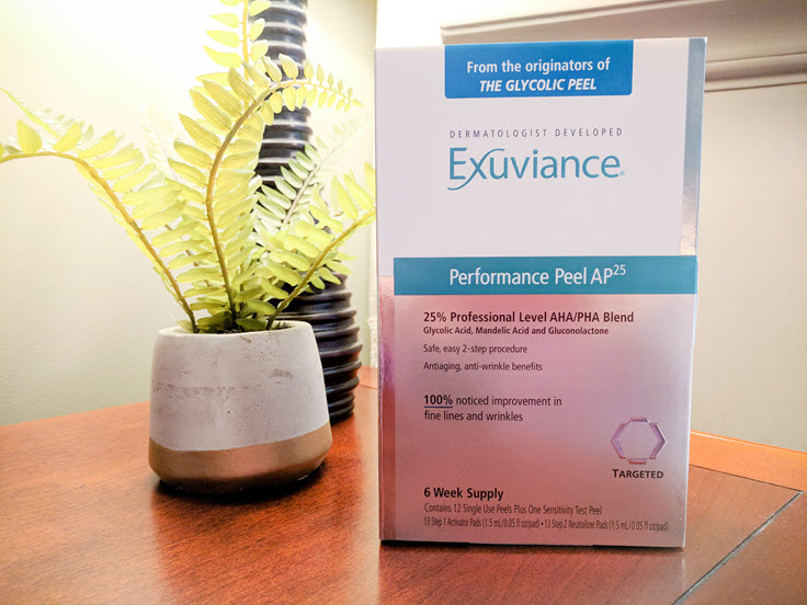 My First Experience With A Glycolic Acid Peel At Home Treatment