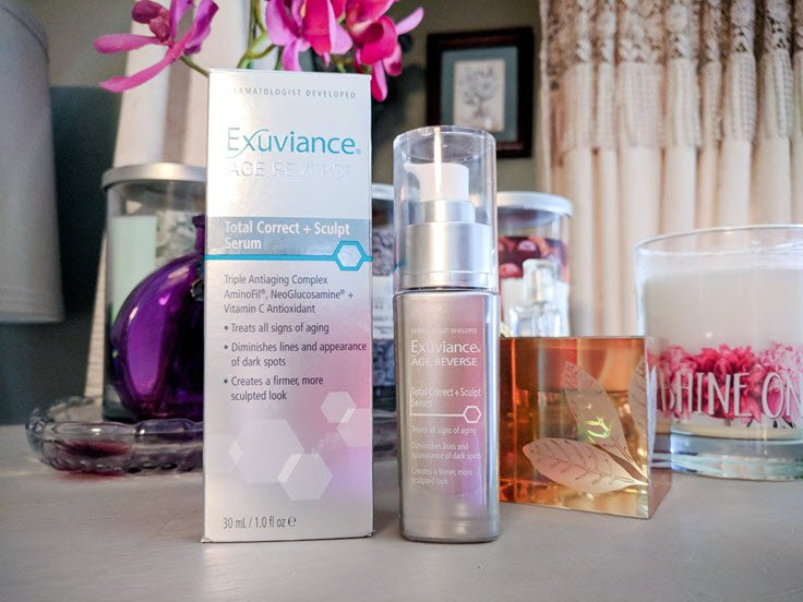 Exuviance Skincare Serum Addresses The Frustrating Signs Of Aging