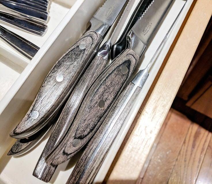 Restore Old Knife Handles