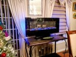 This Napoleon Electric Fireplace Changed How I Heat My Home