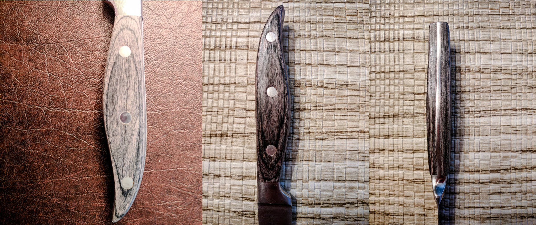 Restore Old Knife Handles