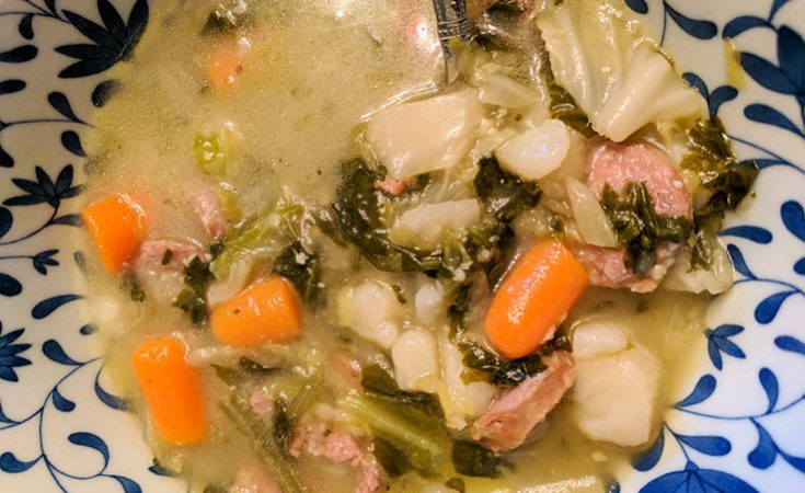 winter soup classics