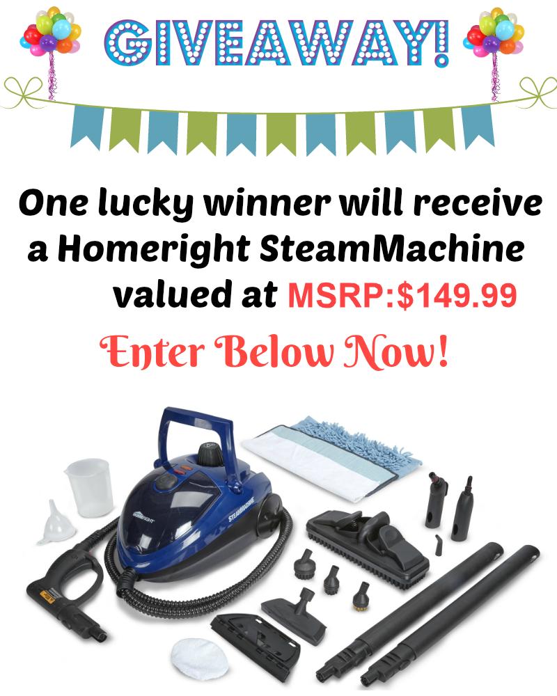 Homeright SteamMachine