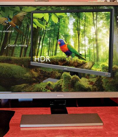 HDR 4k Monitor